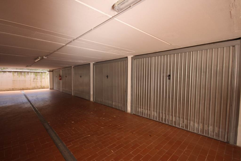zona manovra garage