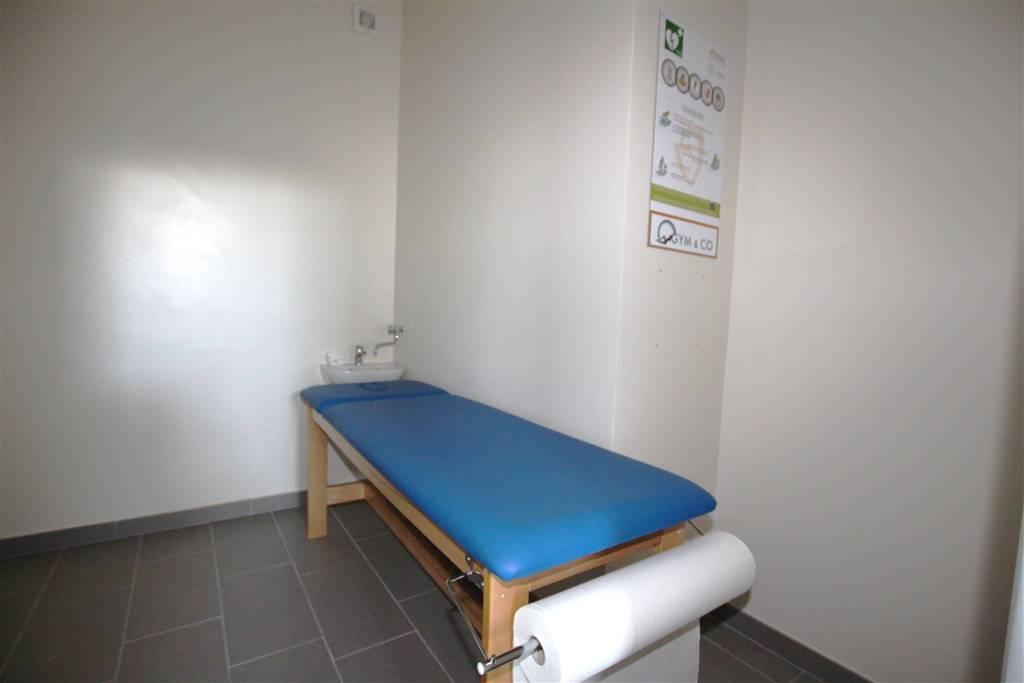 Zona massaggi / infermeria
