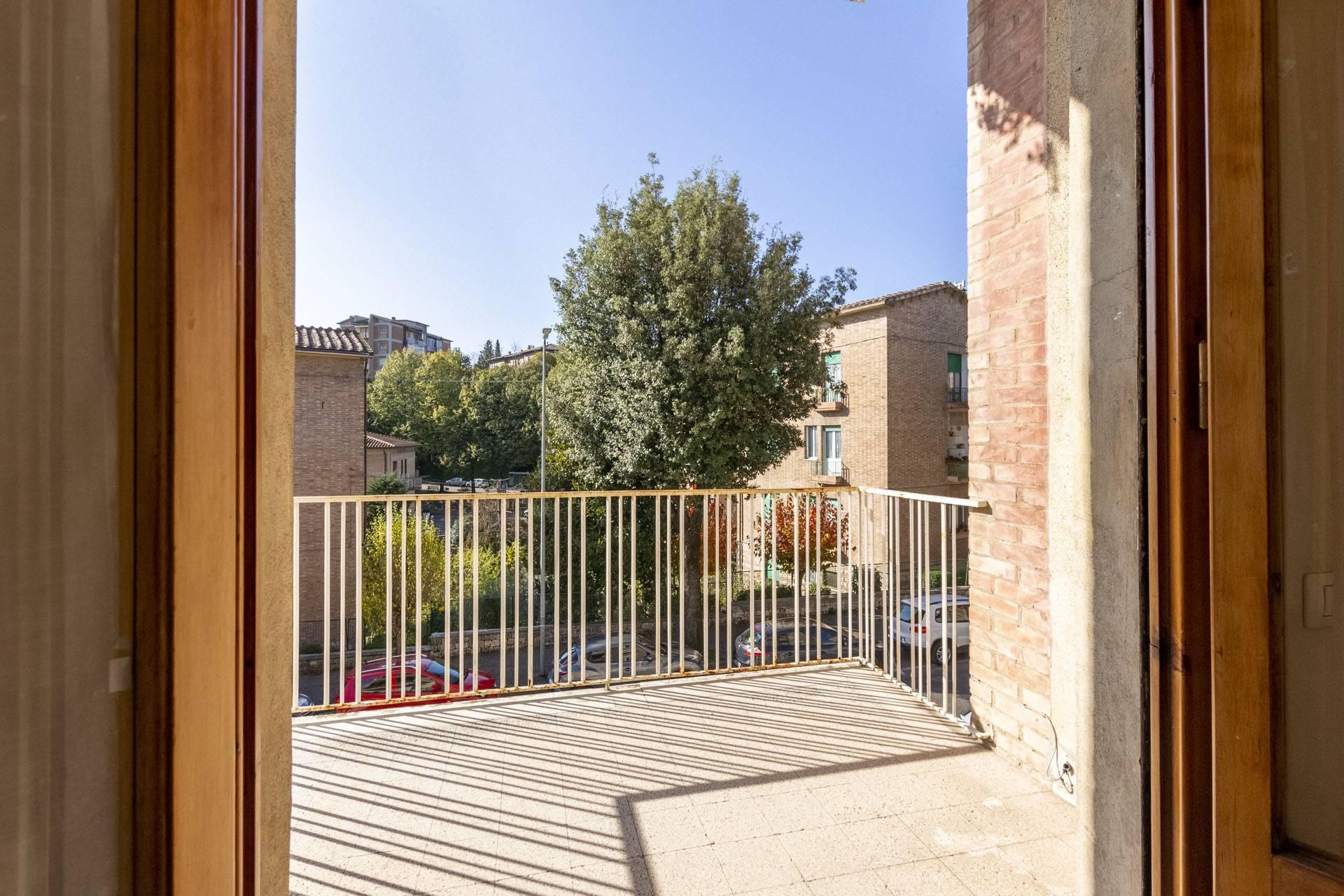 Balcone cameretta-studio