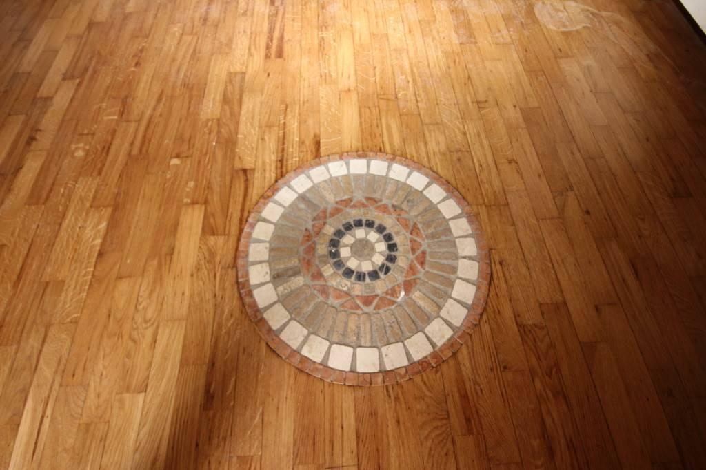 Particolare pavimento