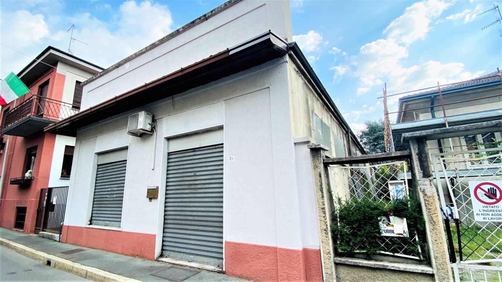 Vendita Altro immobile commerciale Commerciale/Industriale Legnano Via Vespucci 64 230142