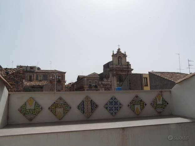 Trilocale, Catania, ristrutturato