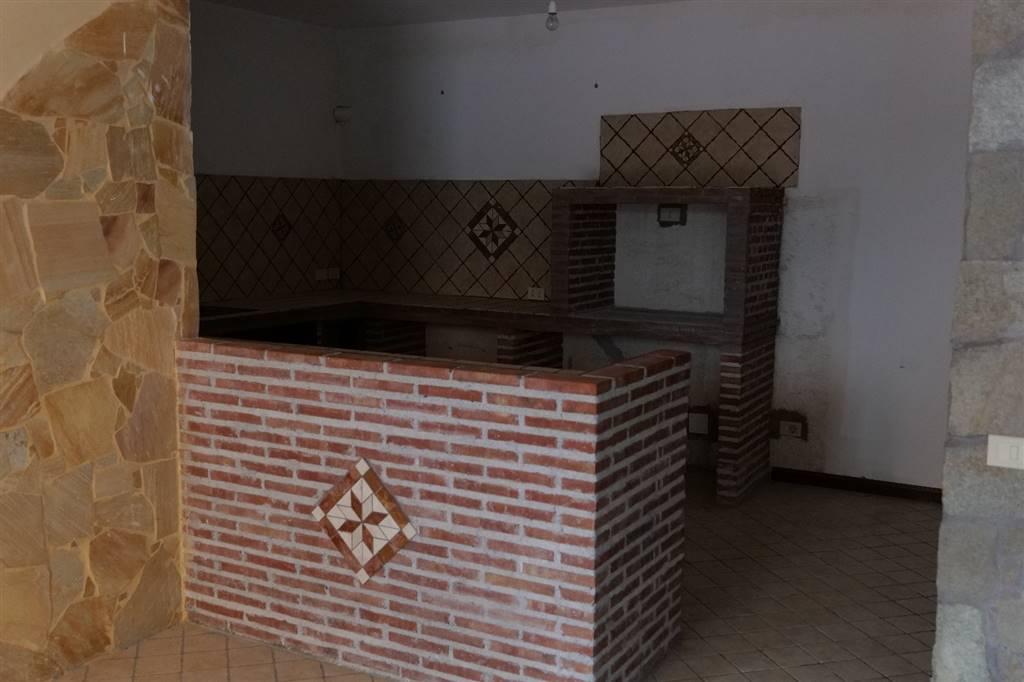 struttura cucina in muratura