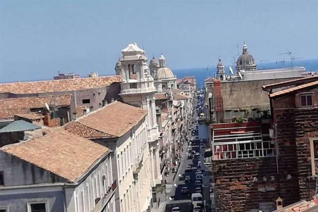 Trilocale in Via Vittorio Emanuele Ii, Catania