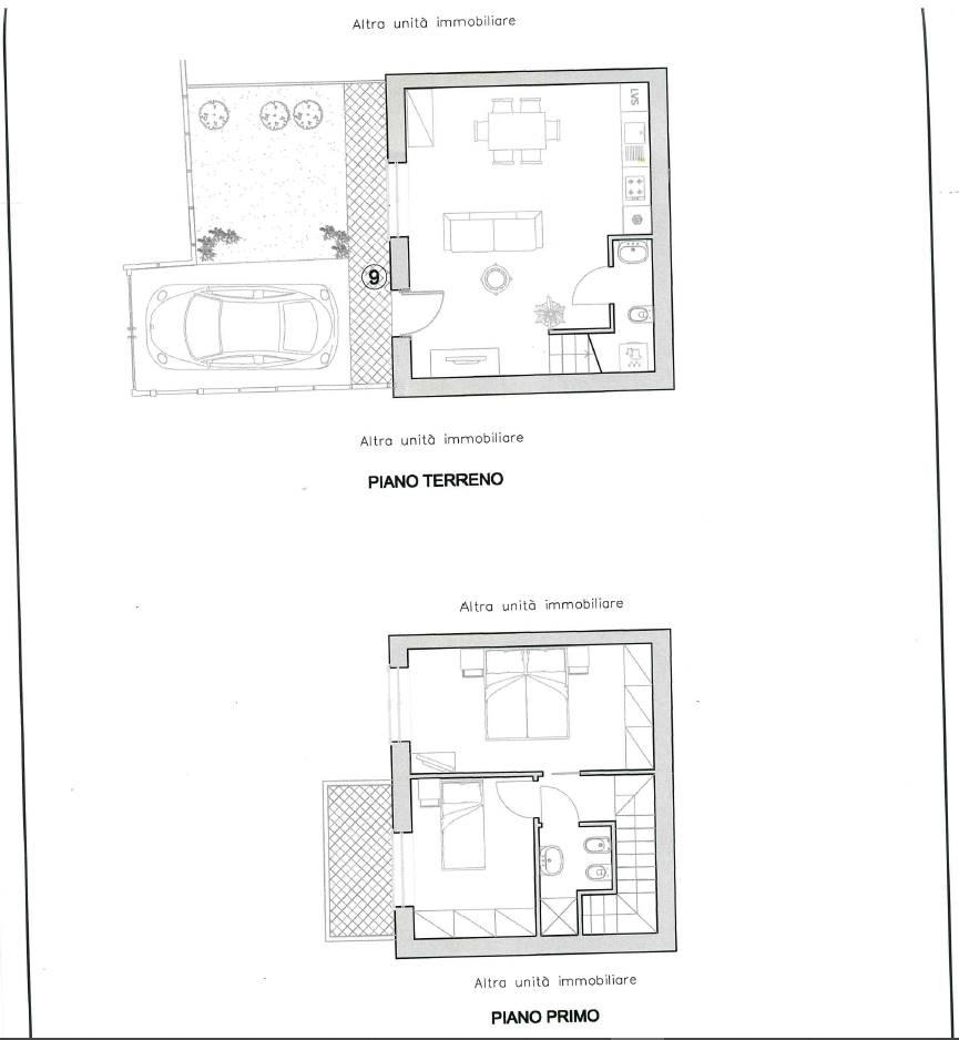 Terratetto in Vendita a Campi bisenzio zona  - immagine 2