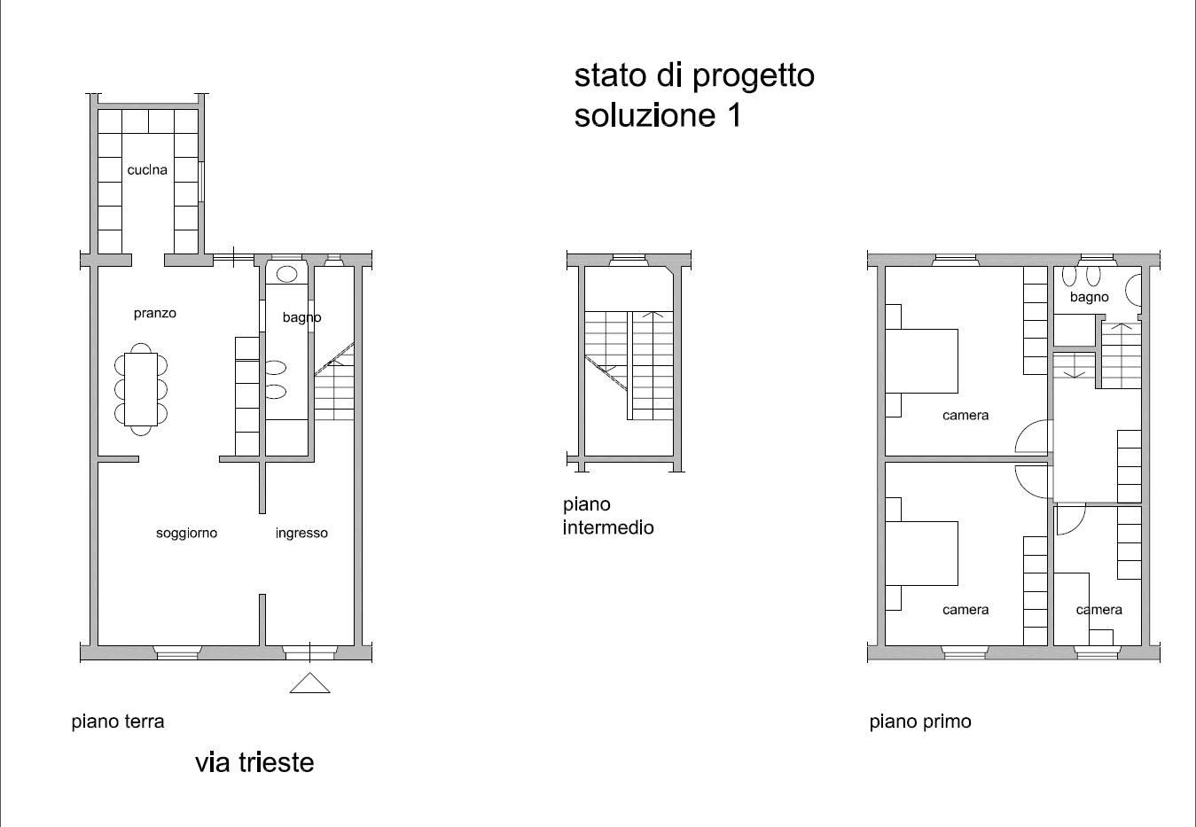 Villino in Vendita a Campi bisenzio zona  - immagine 3