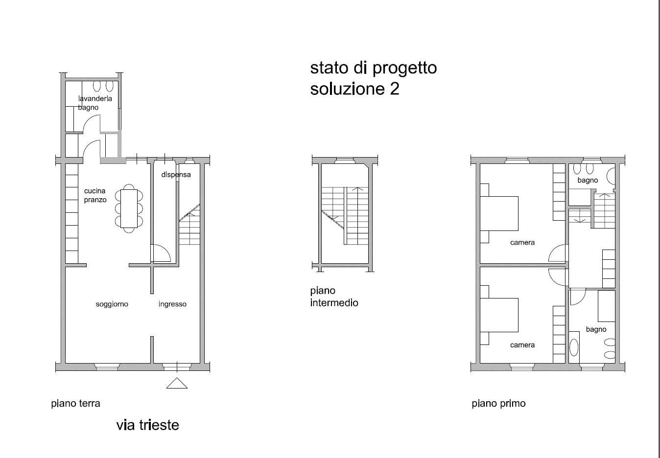 Villino in Vendita a Campi bisenzio zona  - immagine 2