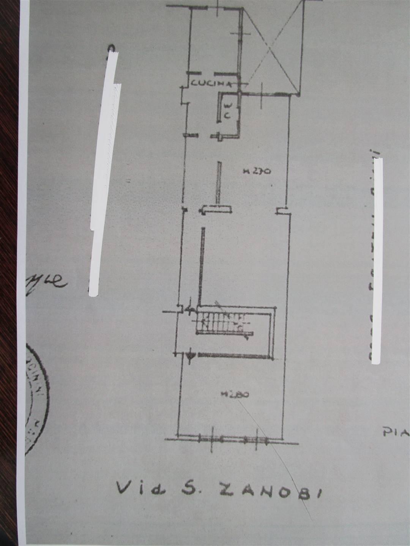 Appartamento in Vendita a Firenze zona Indipendenza - immagine 12