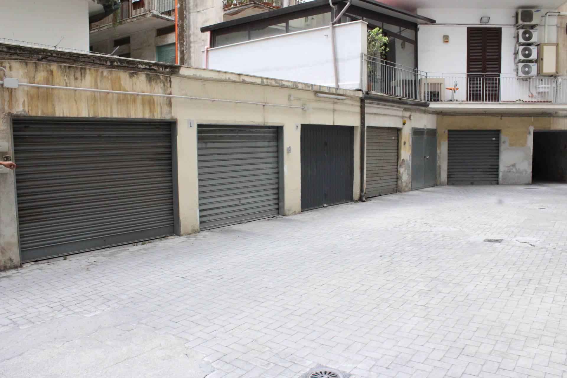 spazio di manovra garage