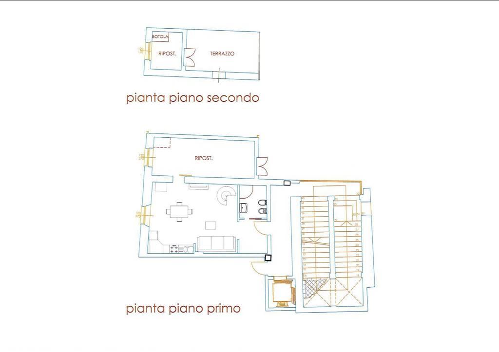 Soluzione Indipendente in vendita a Rimini, 2 locali, zona Zona: Centro storico, prezzo € 310.000 | CambioCasa.it