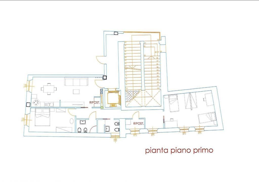 Appartamento in vendita a Rimini, 3 locali, zona Zona: Centro storico, prezzo € 470.000 | CambioCasa.it