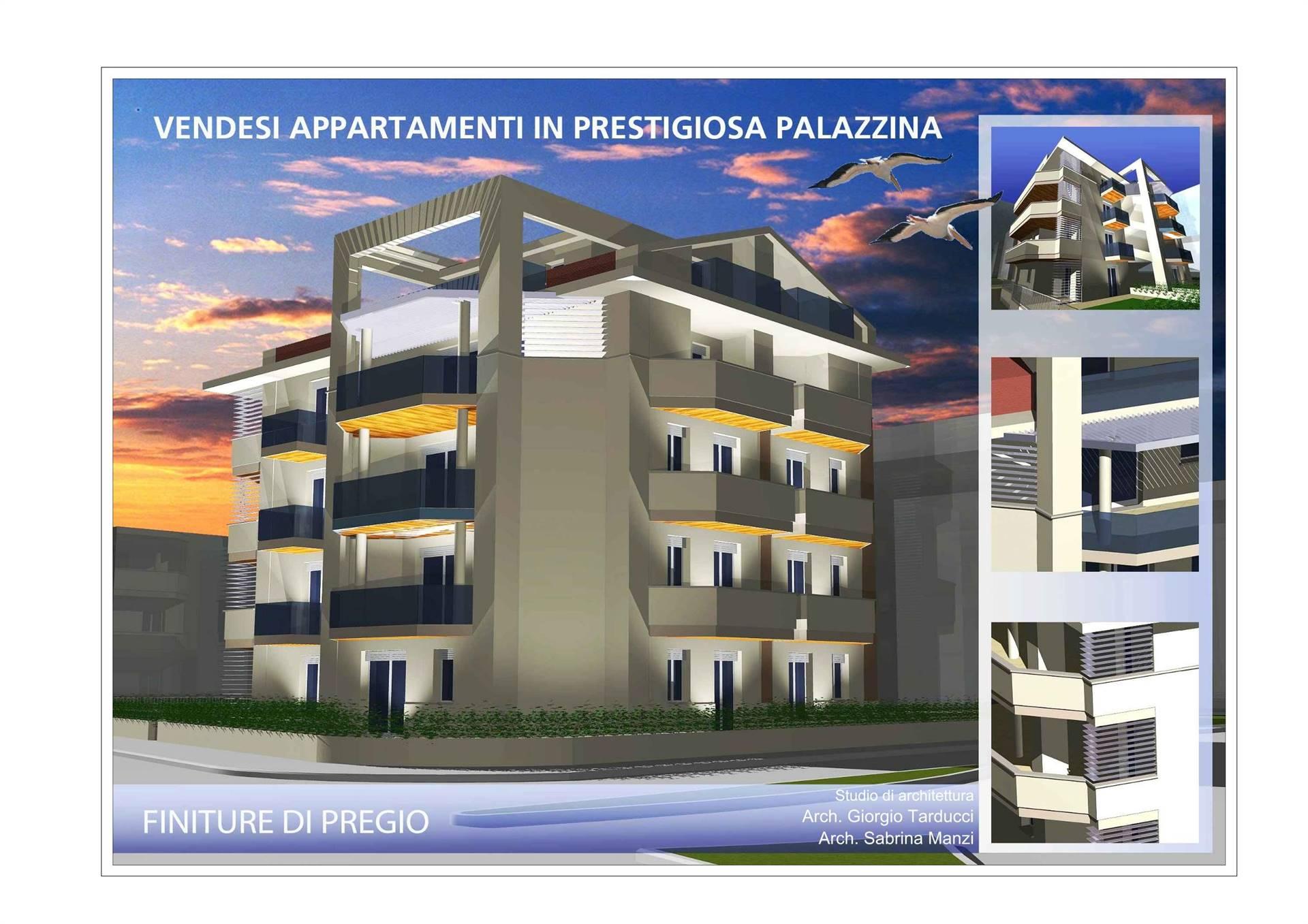 Attico / Mansarda in vendita a Rimini, 4 locali, prezzo € 290.000 | PortaleAgenzieImmobiliari.it