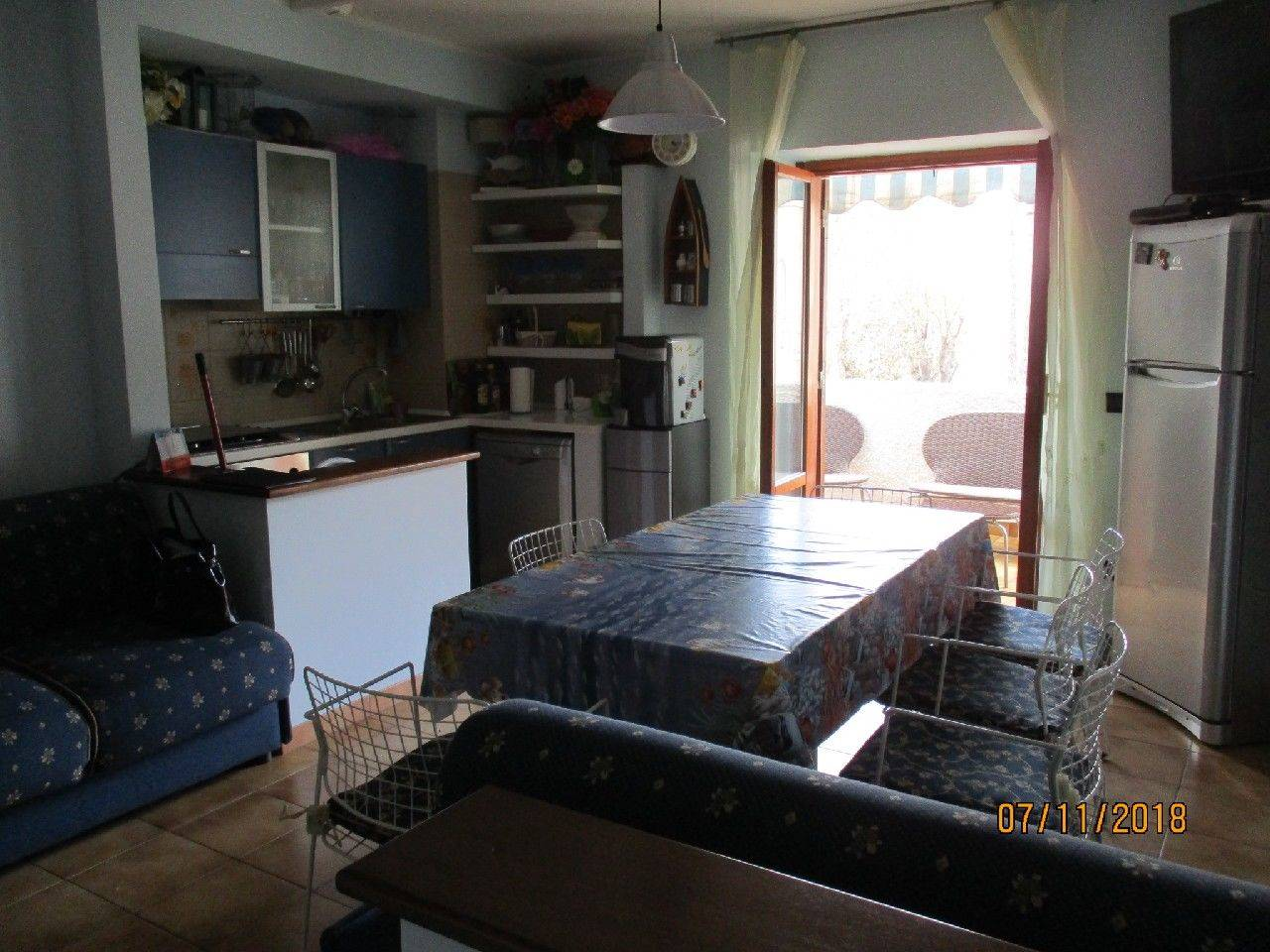 SANTA MARINELLA, Apartment for the vacation for rent of 75 Sq. mt., Good condition, Energetic class: G, Epi: 175 kwh/m2 year, placed at 1° on 2,