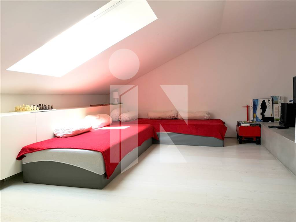 Appartamento su due livelli ristrutturato
