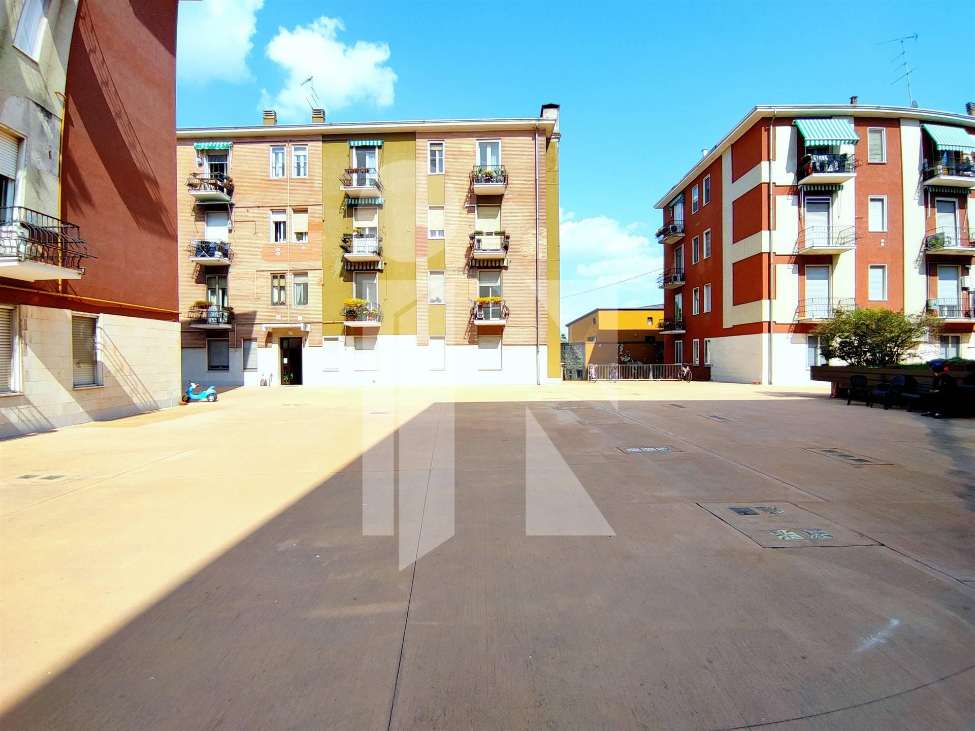 Appartamento trilocale con garage