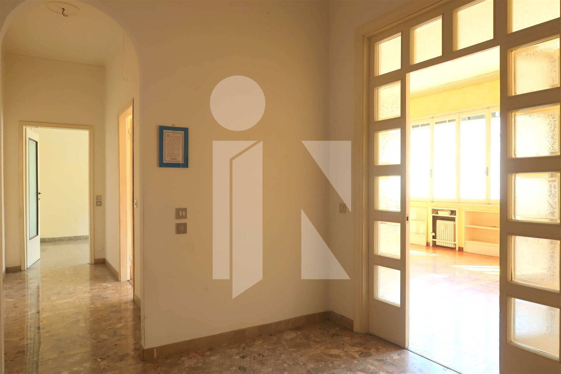 Appartamento con ampia zona giorno