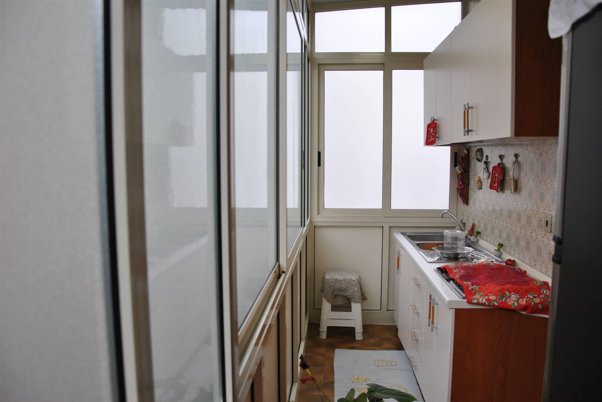 Foto balcone chiuso