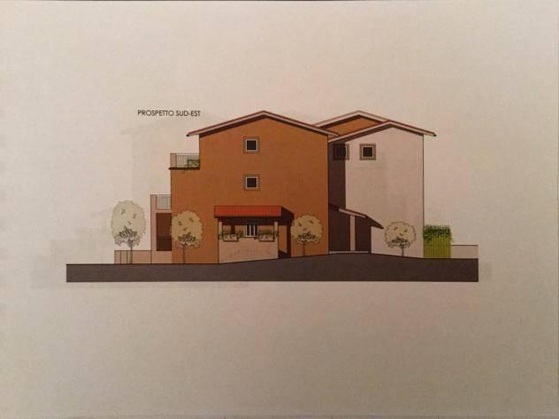 CANTAGRILLO, SERRAVALLE PISTOIESE, Villa in vendita di 142 Mq, Nuova costruzione, Riscaldamento a pavimento, Classe energetica: A, posto al piano