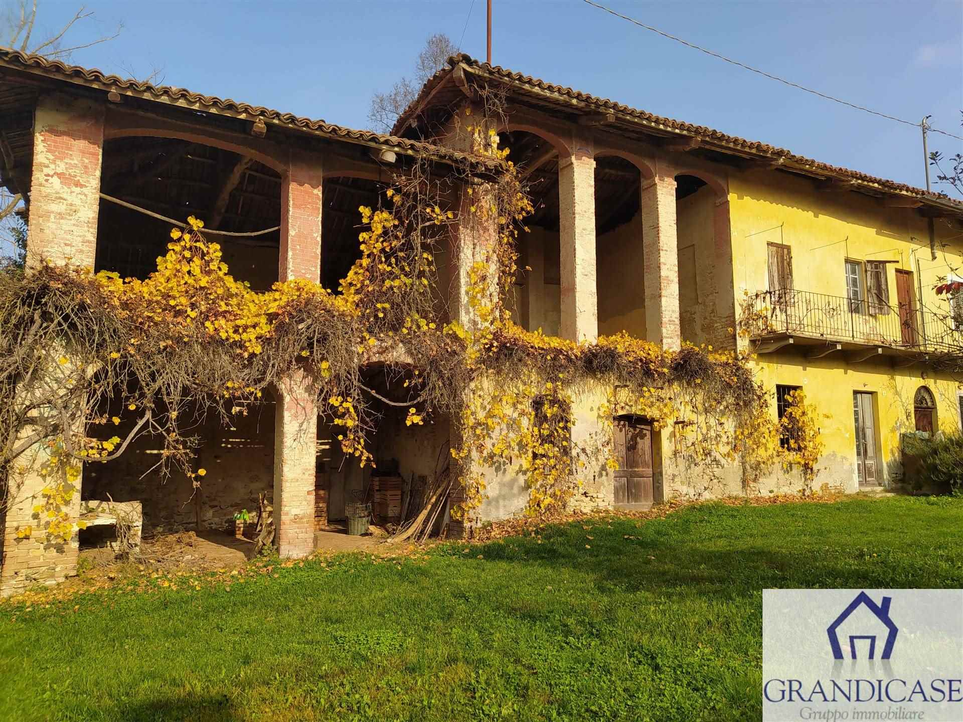 Rustico / Casale in vendita a Casalborgone, 7 locali, prezzo € 69.000 | PortaleAgenzieImmobiliari.it