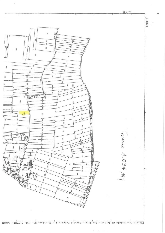 Terreno Agricolo in vendita a Montanaro, 9999 locali, prezzo € 3.500 | CambioCasa.it