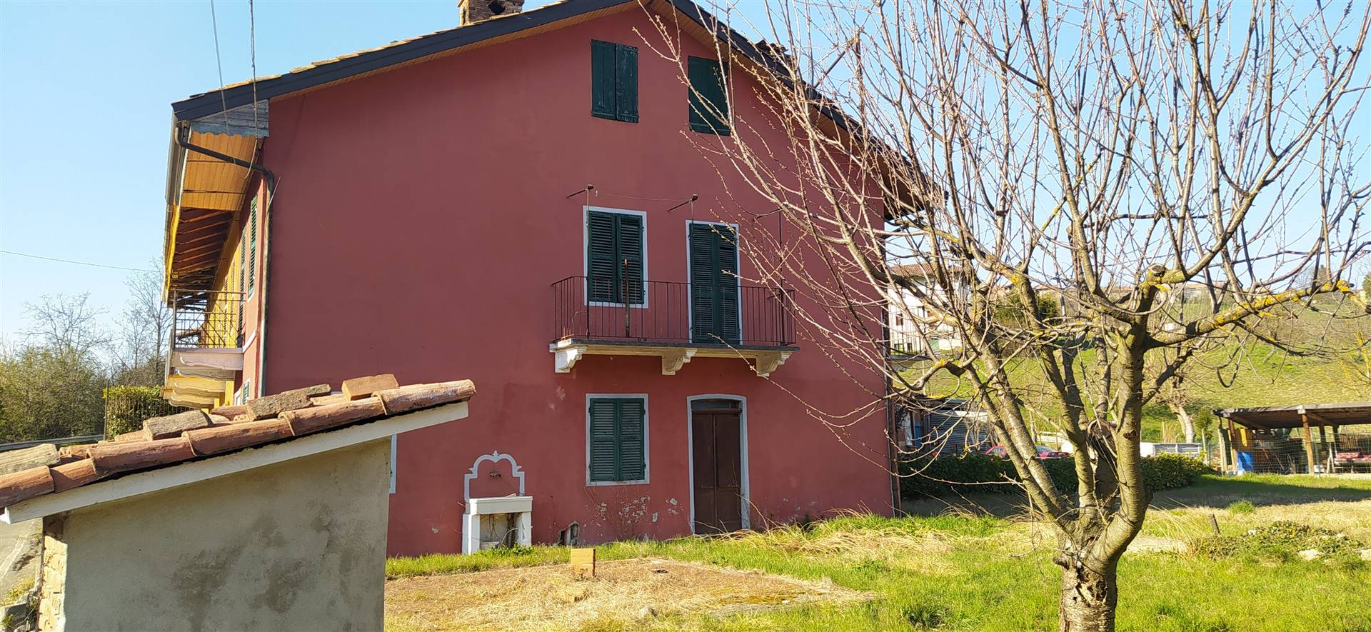 Soluzione Indipendente in vendita a Brozolo, 4 locali, prezzo € 69.000 | CambioCasa.it