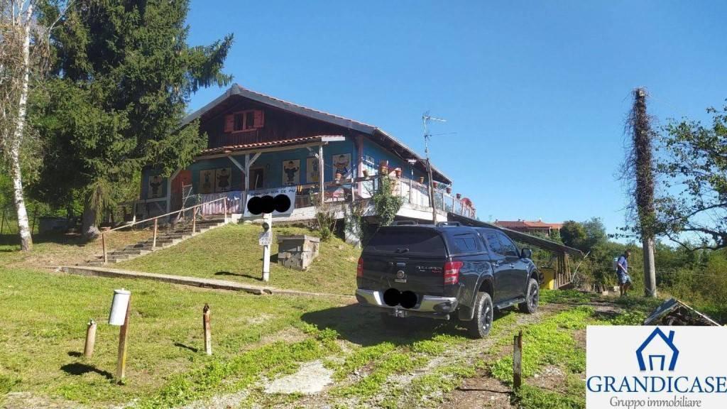 Villa in vendita a Cinzano, 5 locali, prezzo € 79.000 | PortaleAgenzieImmobiliari.it