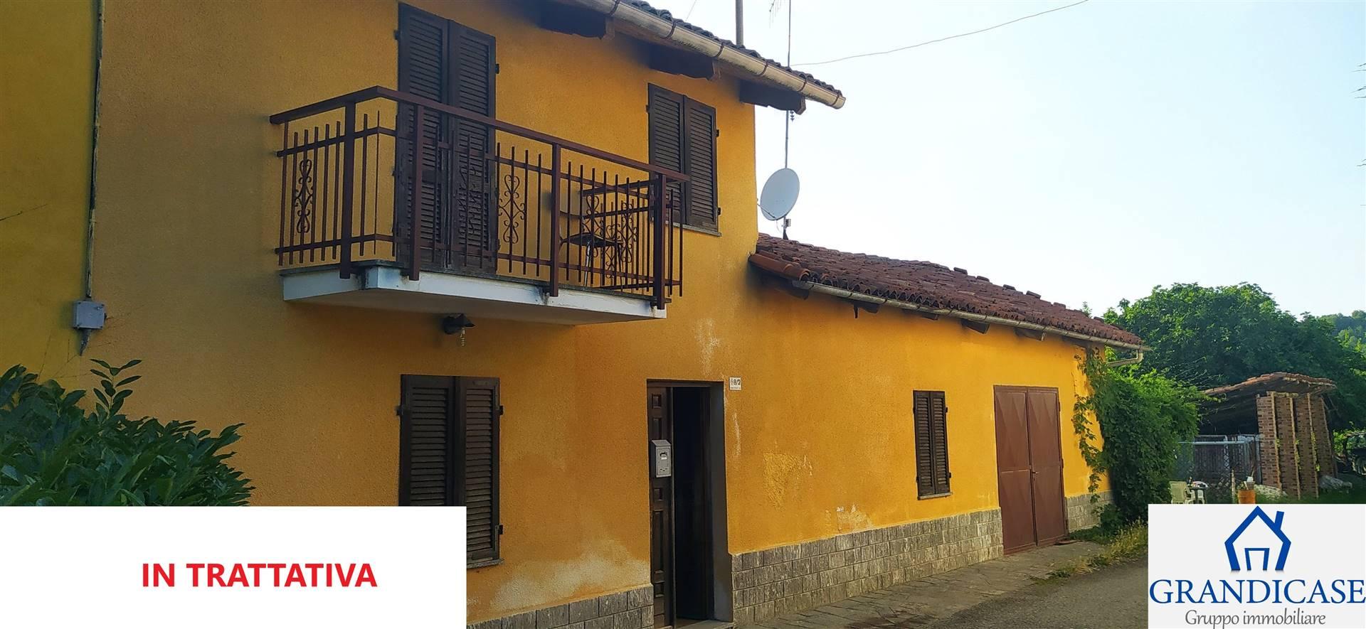 Rustico / Casale in vendita a Cinzano, 4 locali, prezzo € 40.000   PortaleAgenzieImmobiliari.it