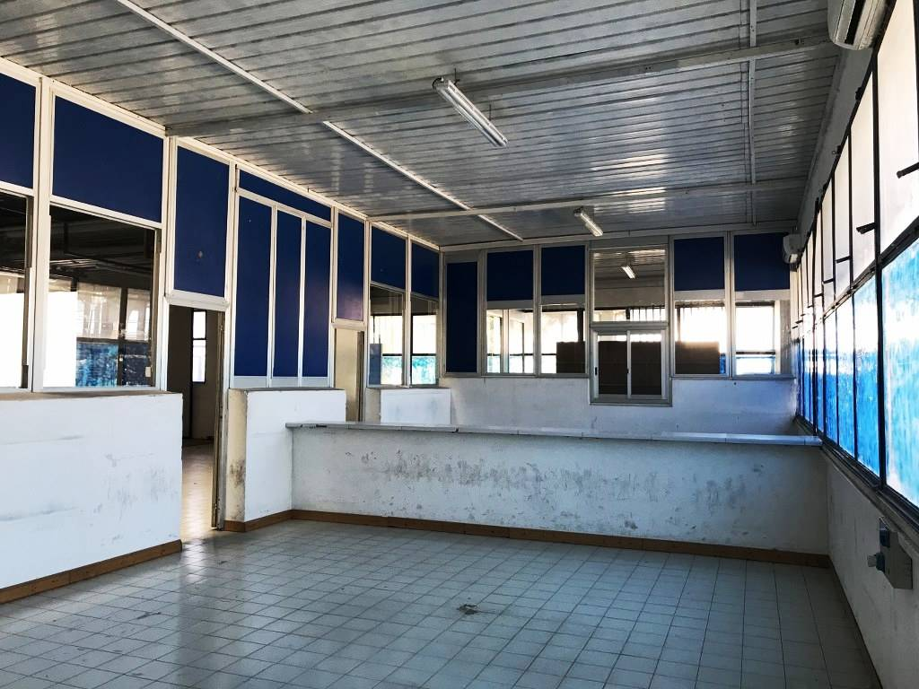 Capannone D8 mq 950 - area uffici