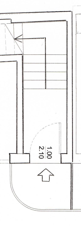 pianta ingresso-scala piano terra