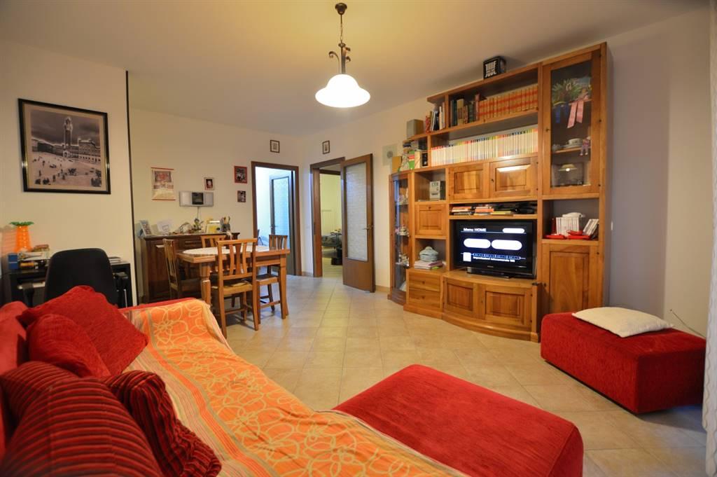 Classico appartamento ampio posto al piano primo di una piccola palazzina, sviluppato su un unico livello, si compone di ingresso, soggiorno ben arredabile con terrazzo, cucina abitabile con balcone,