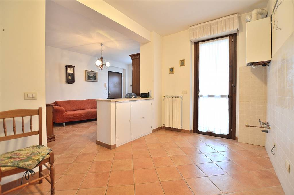 MONTERONI D'ARBIA, Apartment for sale of 72 Sq. mt., Excellent Condition, Heating Individual heating system, Energetic class: G, Epi: 175 kwh/m2 year, placed at 1° on 1, composed by: 3 Rooms, Little