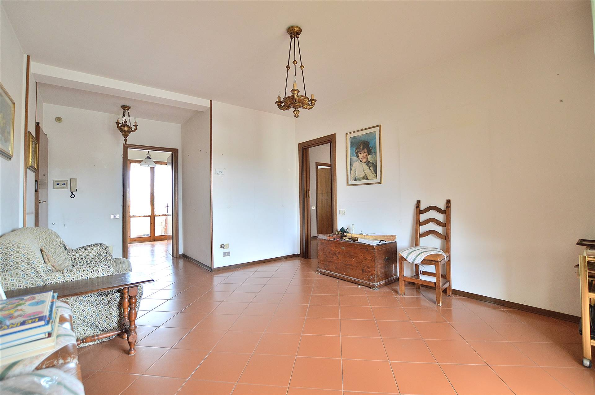 SAN MINIATO, SIENA, Apartment for sale of 100 Sq. mt., Good condition, Heating Individual heating system, Energetic class: F, Epi: 127,58 kwh/m2 year, placed at 7° on 8, composed by: 5 Rooms,