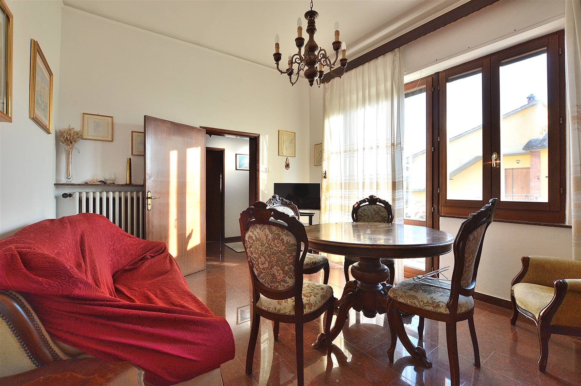 SAN PROSPERO, SIENA, Apartment for sale of 99 Sq. mt., Habitable, Heating Individual heating system, Energetic class: G, Epi: 369,43 kwh/m2 year, placed at 1° on 1, composed by: 4 Rooms, Separate