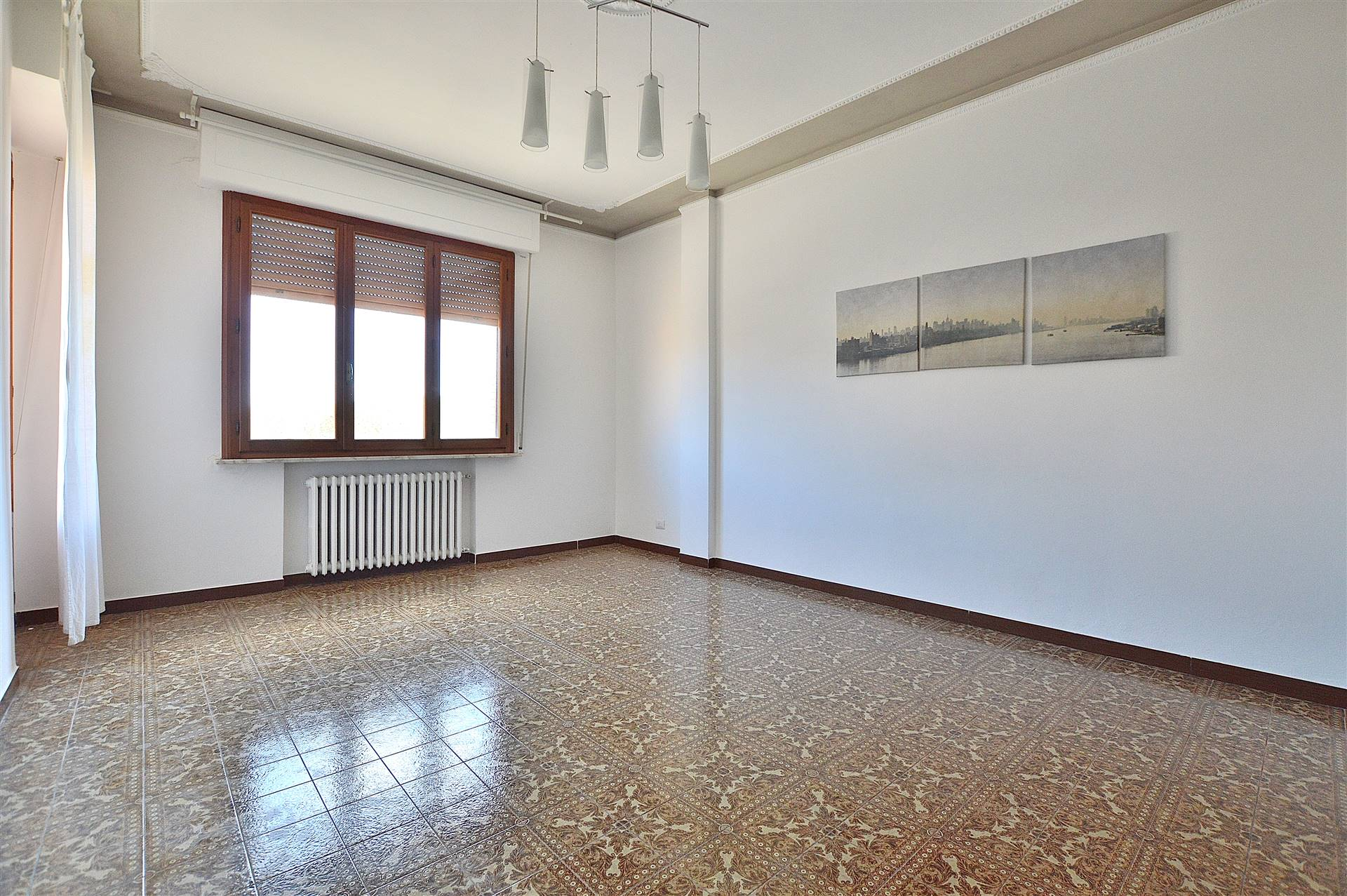 PONTE A TRESSA, MONTERONI D'ARBIA, Apartment for sale of 96 Sq. mt., Habitable, Heating Individual heating system, Energetic class: G, Epi: 175 kwh/m2 year, placed at 1° on 1, composed by: 4 Rooms,