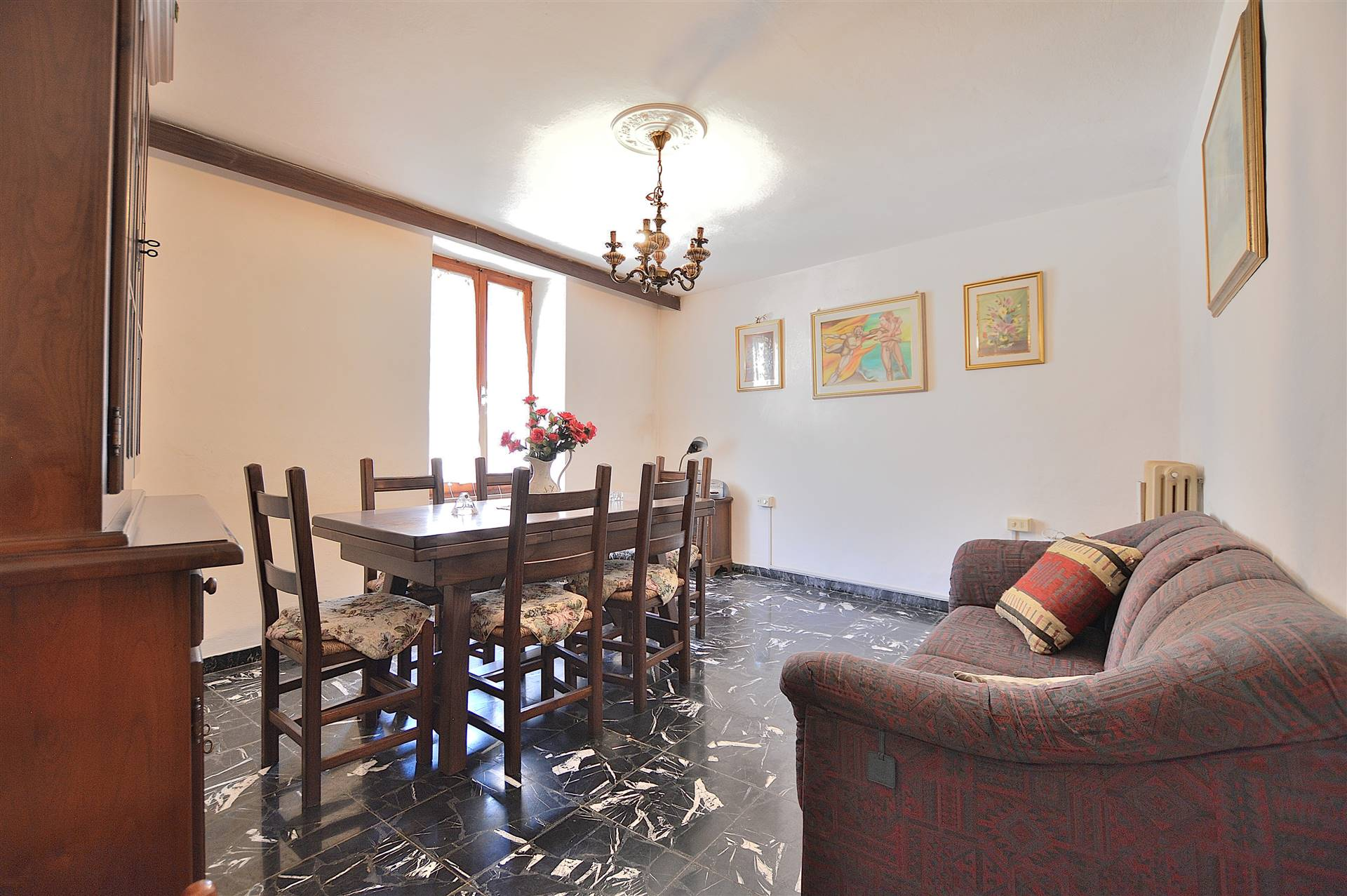 ASCIANO, Apartment for sale, Habitable, Heating Individual heating system, Energetic class: G, Epi: 175 kwh/m2 year, placed at 1° on 2, composed by: